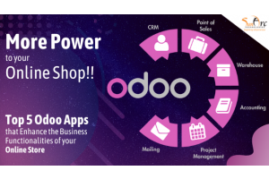 Top 5 Odoo Apps for your Online Shop
