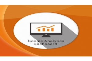 Analyze your Website Progress with Google Analytics Dashboard