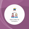 Split order by category for Woocommerce