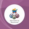 Split Order By Warehouse for Woocommerce