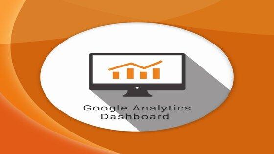 Analyze your Website Progress with Google Analytics Dashboard