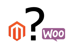 Magento or WooCommerce...Which is a Better Pick?