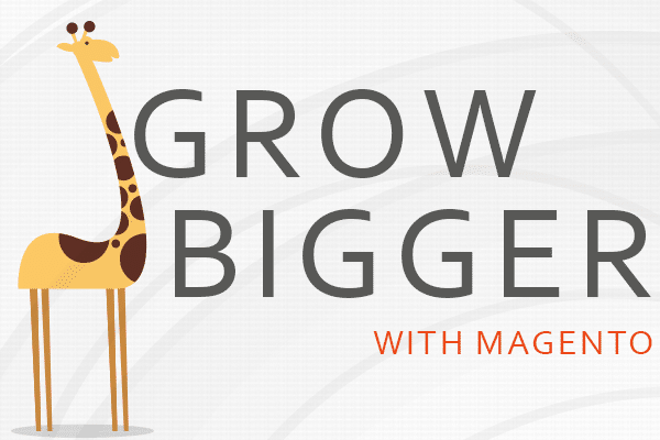 Grow bigger with Magento