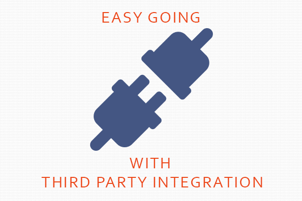 Third-party integration