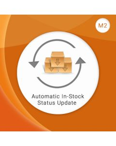 Automatic In-Stock Status Update