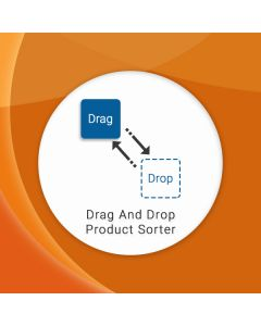 Drag and Drop Product Sorter