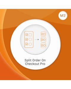 Split Order On Checkout Pro