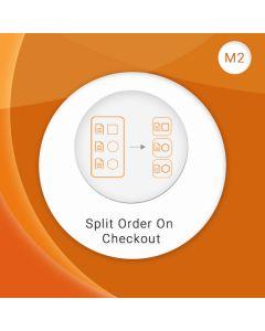 Split Order On Checkout