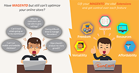 Important Magento Extensions to Boost the Sale